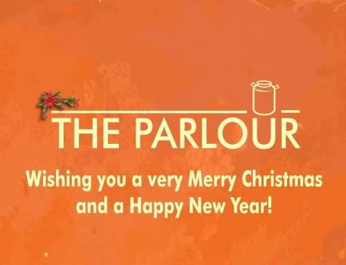 The Parlour – closed for Christmas